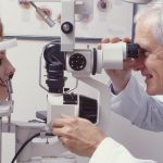 eye exam tools