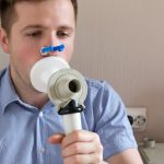 How a spirometer can help diagnose patients