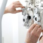 optometrist equipment list