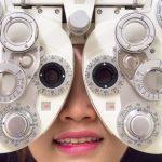 eyesight testing equipment