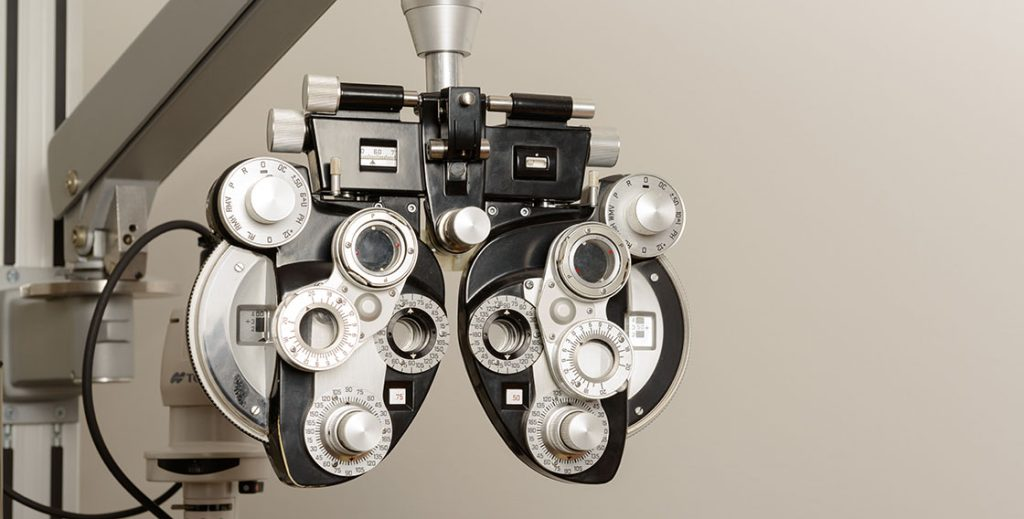 8 Tools used by Optometrist For Eye Testing | Depiseto